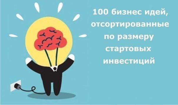 100 идей