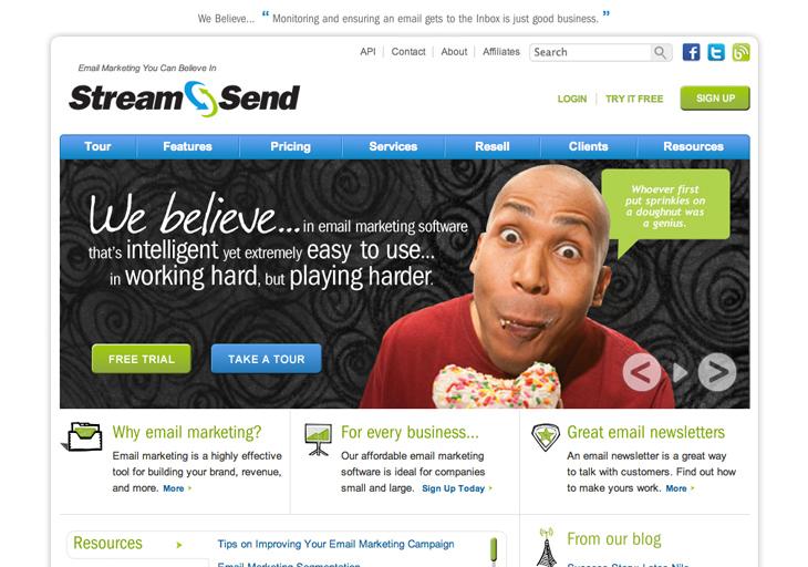 stream-send